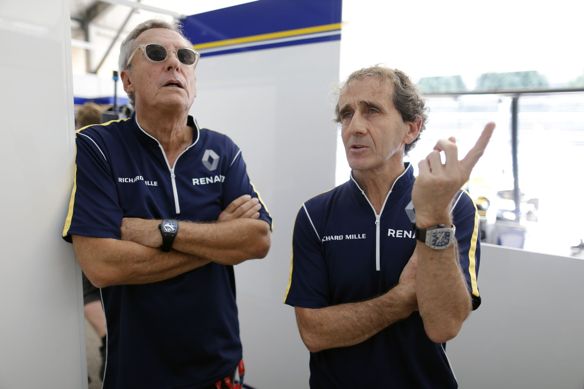 """Prost: """"Nem olyan rossz ez a Forma-1-, mint amilyennek beállítják"""""""