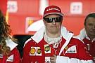 Belső kamerás videó, ahogy Raikkönen elkeni az új Ferrari száját: 488 GTB