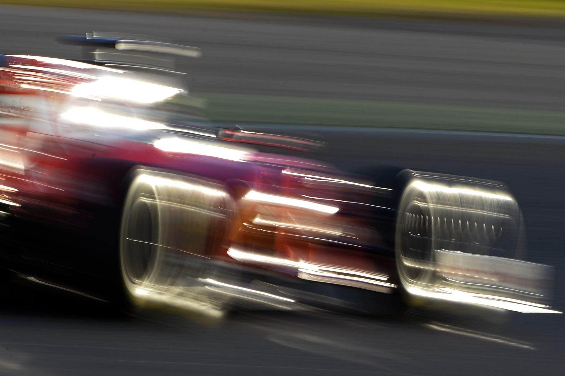 Versenyszimulációs elemzés Barcelonából: Räikkönen Vettel előtt!