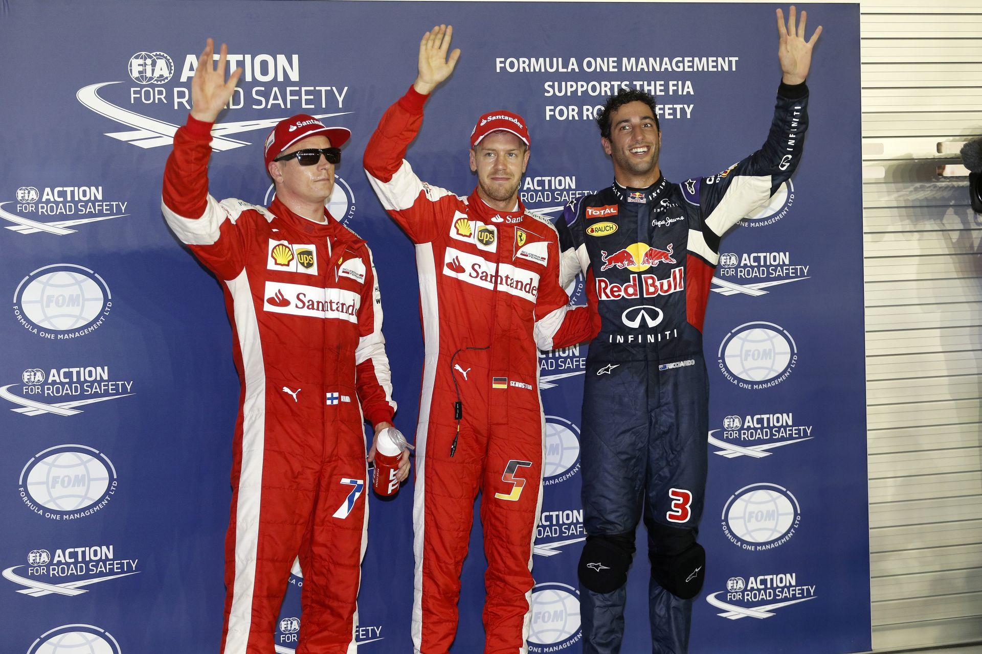 Alan Jones szerint Raikkönennek mennie kell: 2017-től Ricciardo a Ferrarinál?