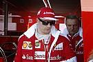 Räikkönen Ausztrál Nagydíja nevetséges véget ért...