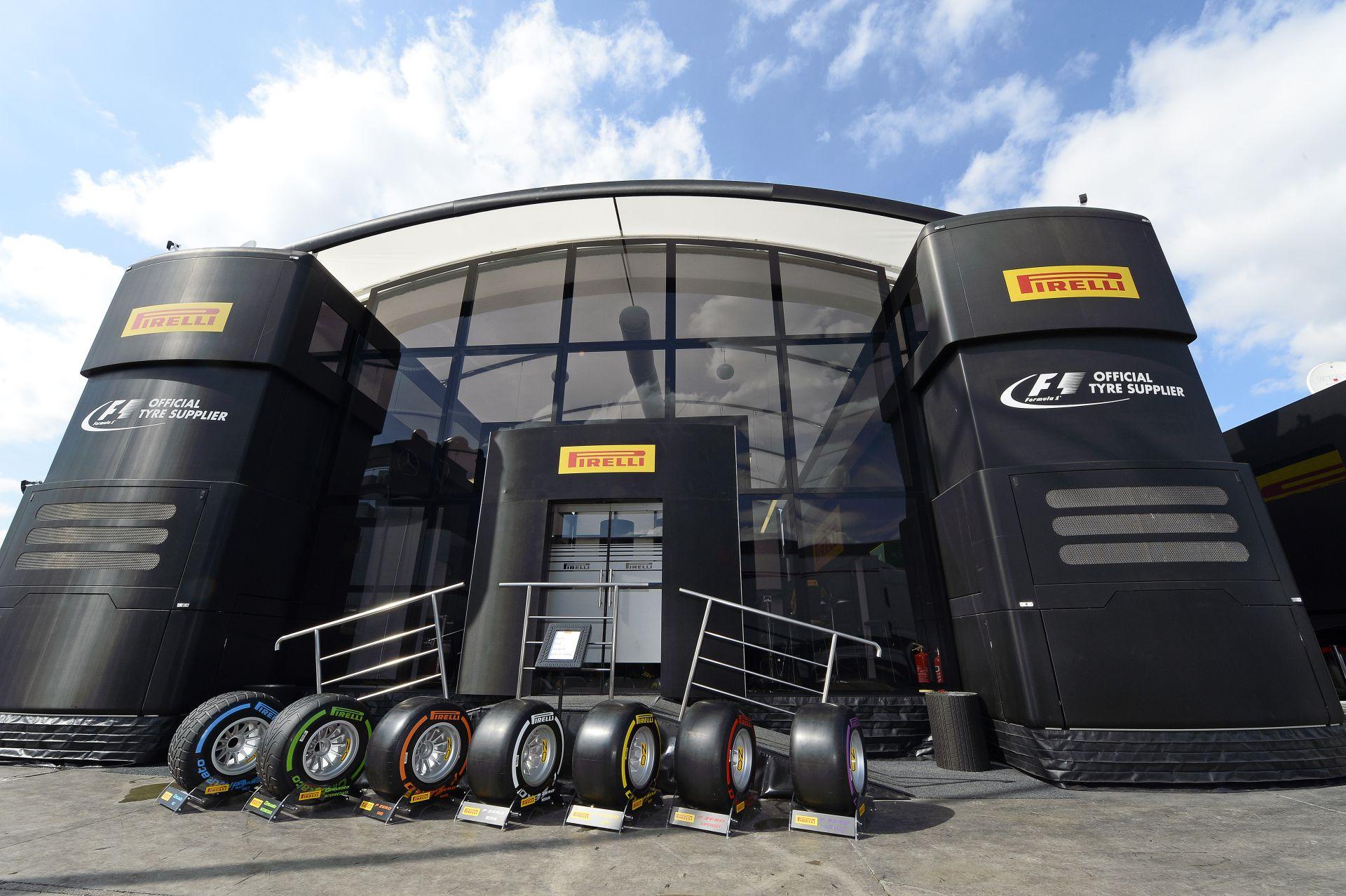 Itt a bahreini gumileosztás: jelentős eltérés a Ferrari és a Mercedes között!
