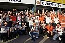 A Haas Racingnek