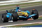Alonso rajtelsősége 11 évvel ezelőtt a Renault-val Bahreinben