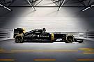 Hivatalosan is bemutatkozott a Renault Sport F1 Team 2016-os gépe és festése