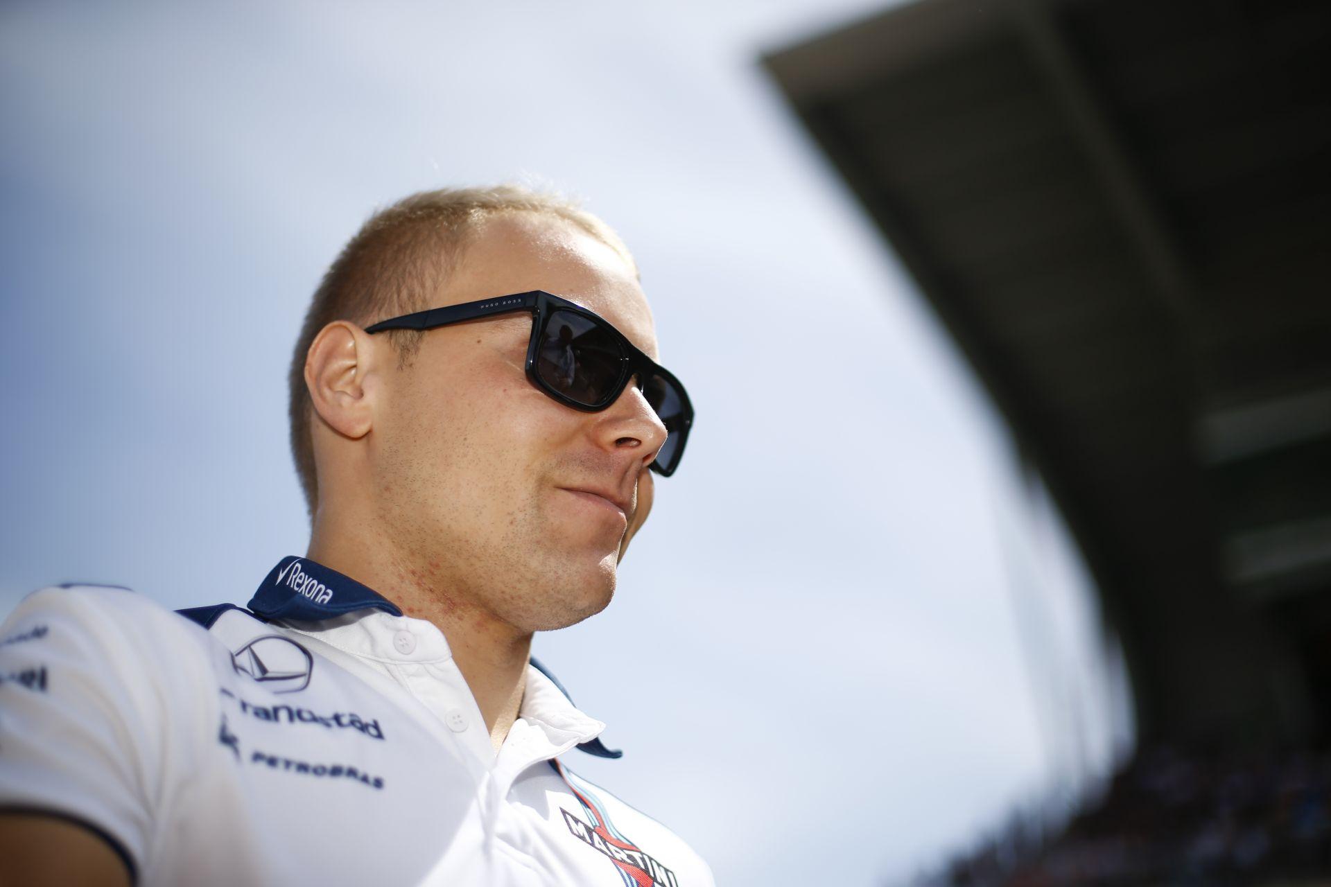 A Williamsnél Bottas próbálhatja ki először a 2016-os gépet!