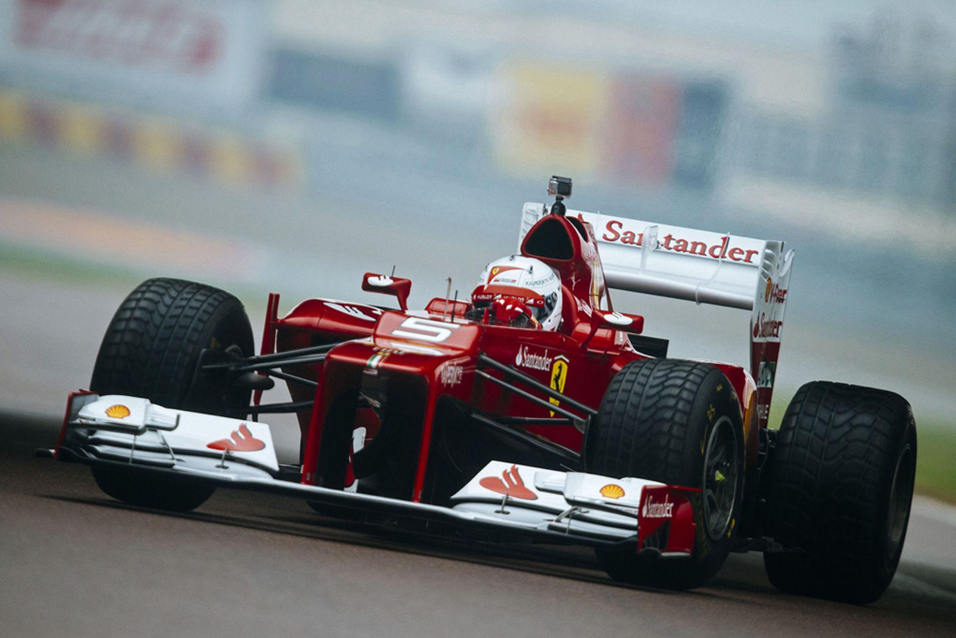 Három grafika a Ferrari új festéséről: mutatós mind!