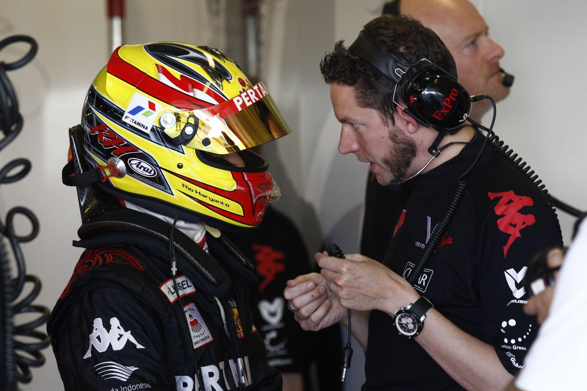 Hivatalos: bejelentették a Manor F1 Team második versenyzőjét