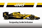 Exkluzív információk a Haas F1 Team első F1-es gépéről