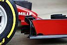 A Haas Racing hirtelen csak egyszerű, átmeneti megoldást talált a szárnyproblémára!