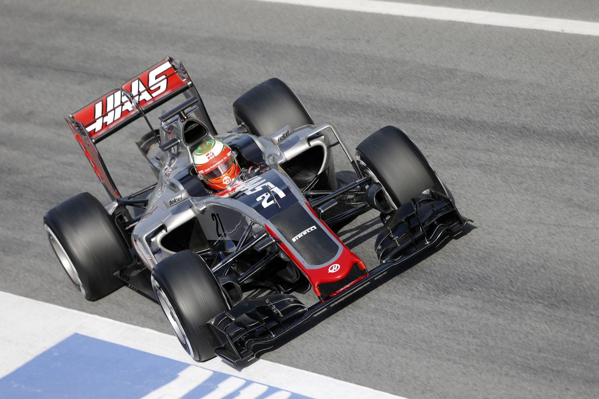 A Haas meglepően jól indult, de sok még a probléma, amire kevés az idő
