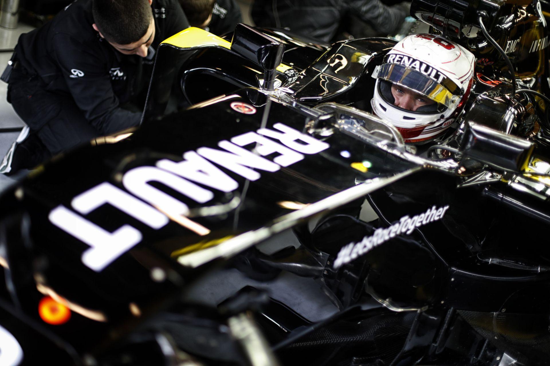 """Renault Sport F1 Team: """"Nem számít, hogyan teljesítünk az elején…"""""""
