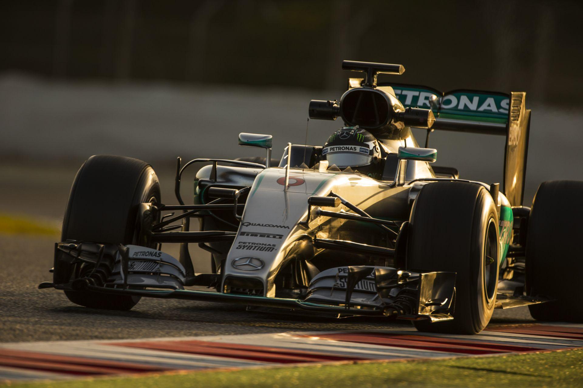 2017-től totálisan átalakul a Forma-1, de mi van, ha akkor is a Mercedes lesz a legjobb?