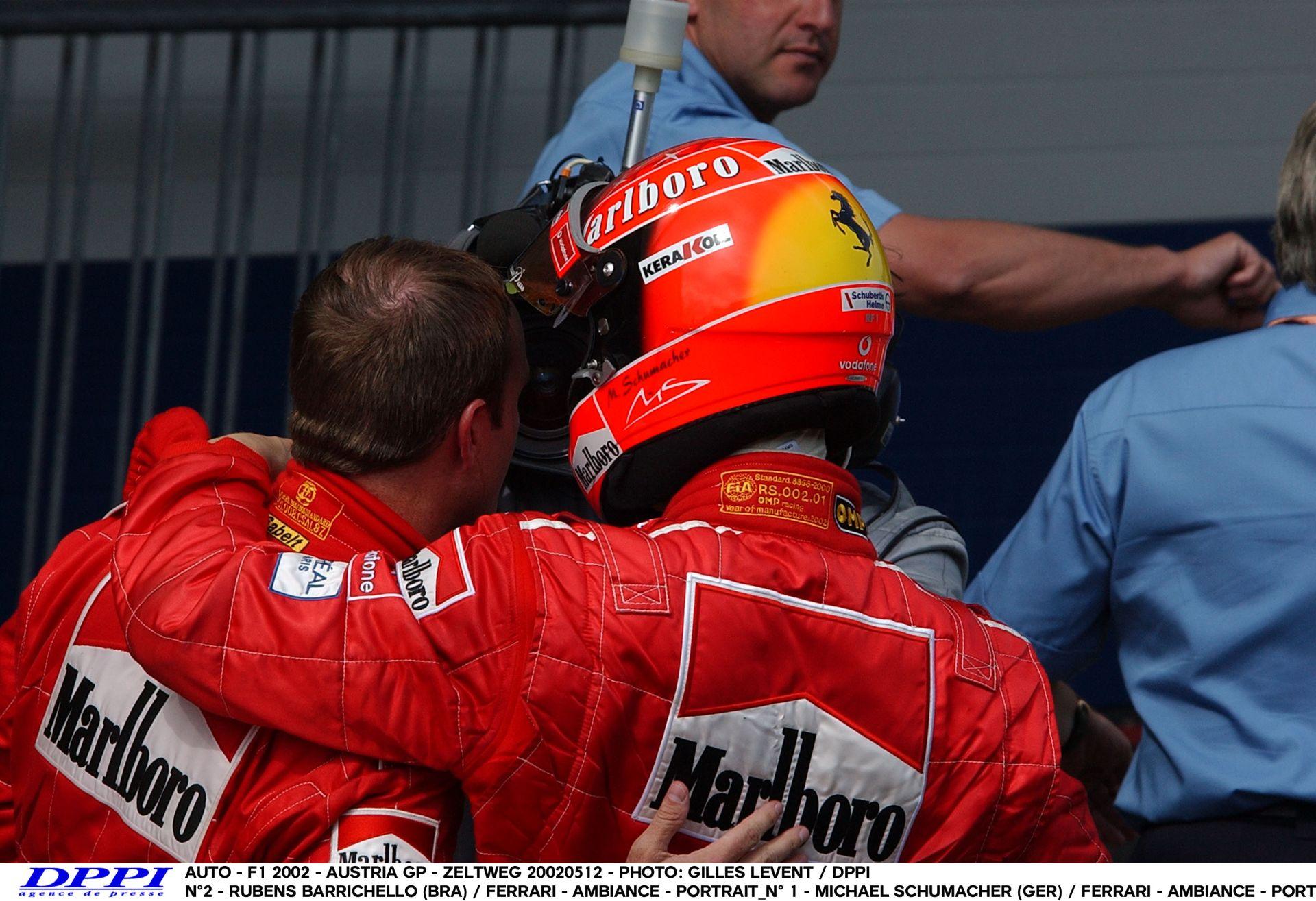 Michael Schumacher az EMBER: példaértékű cselekedetek a hétszeres világbajnoktól