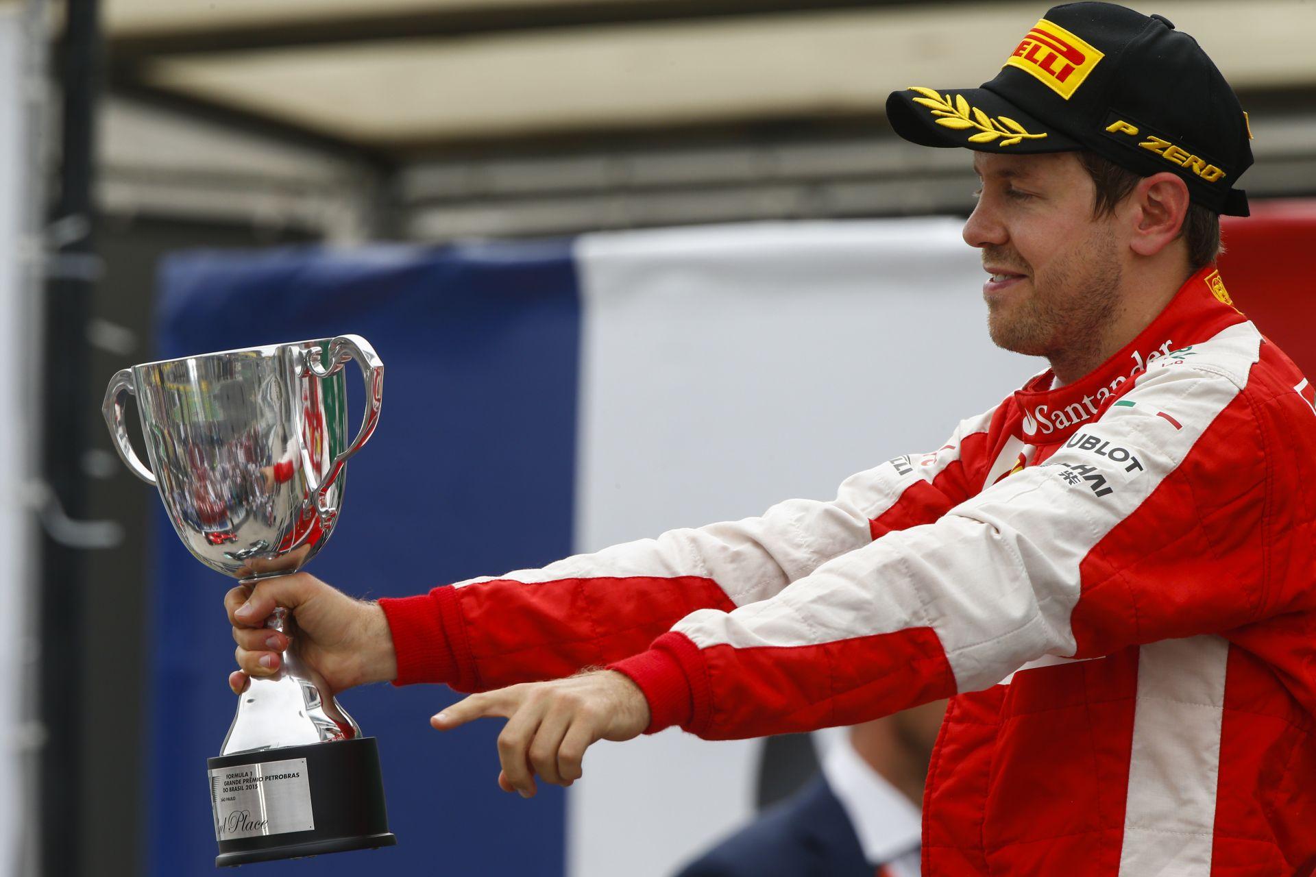 Vettel: A sikerek lendületet adtak a Ferrarinál végbemenő változásnak