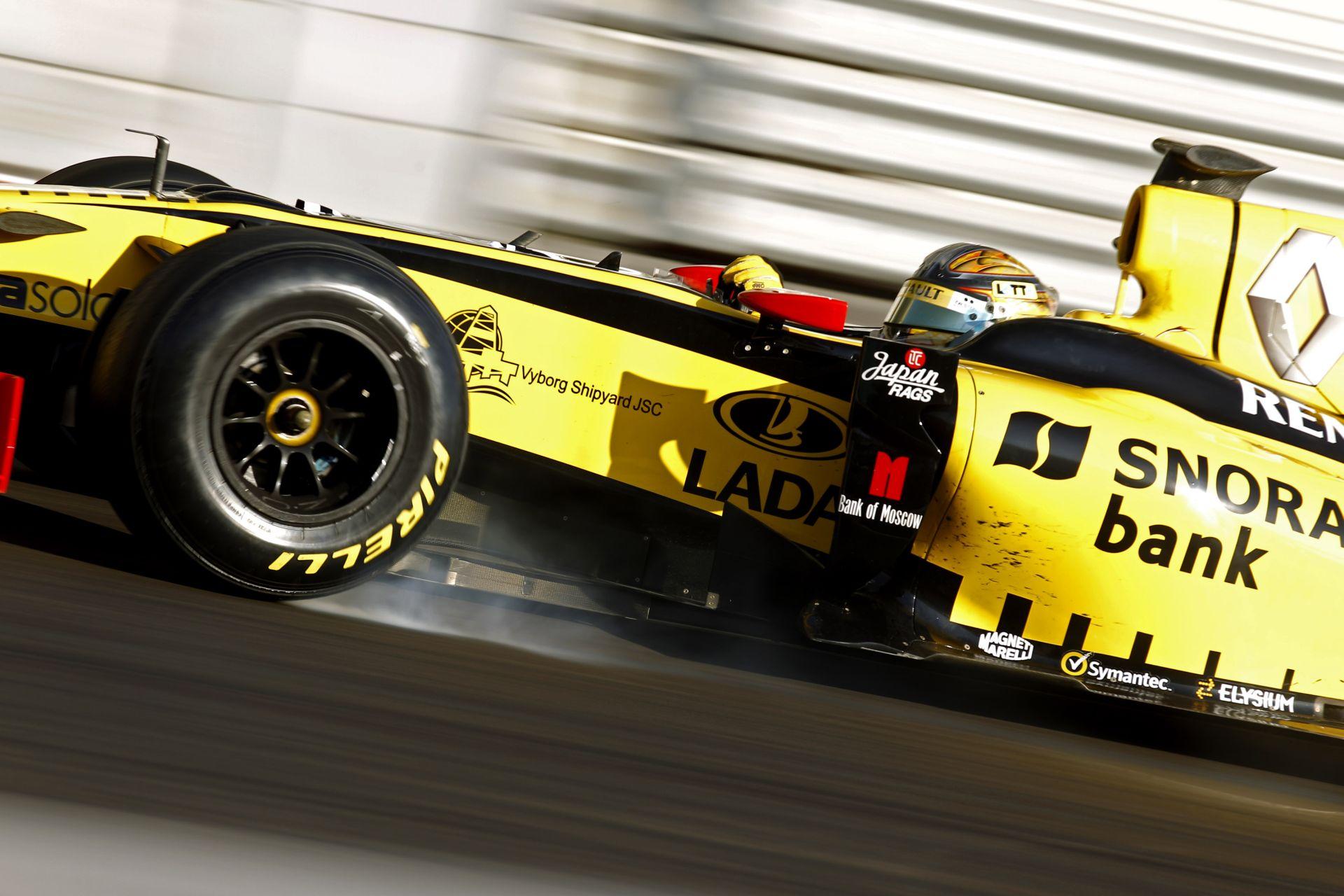 Már új főszponzort keres a PDVSA helyére a Renault F1 Team?