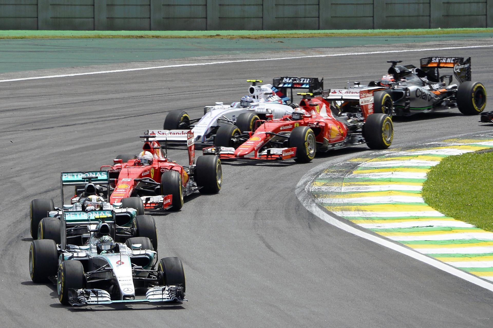 Az F1-es csapatok megállapodtak: 2020-ig maradnak a V6-os motorok