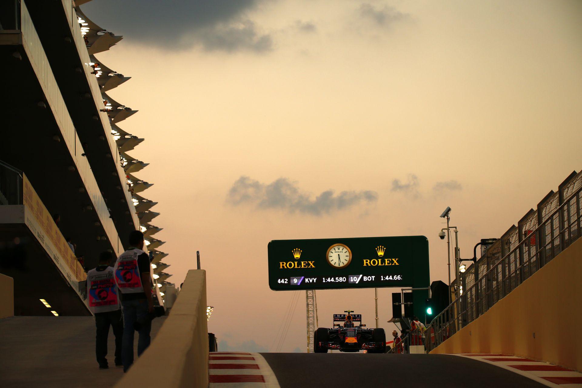 Baku Nagydíj: megtartjuk az F1-es versenyt idén!