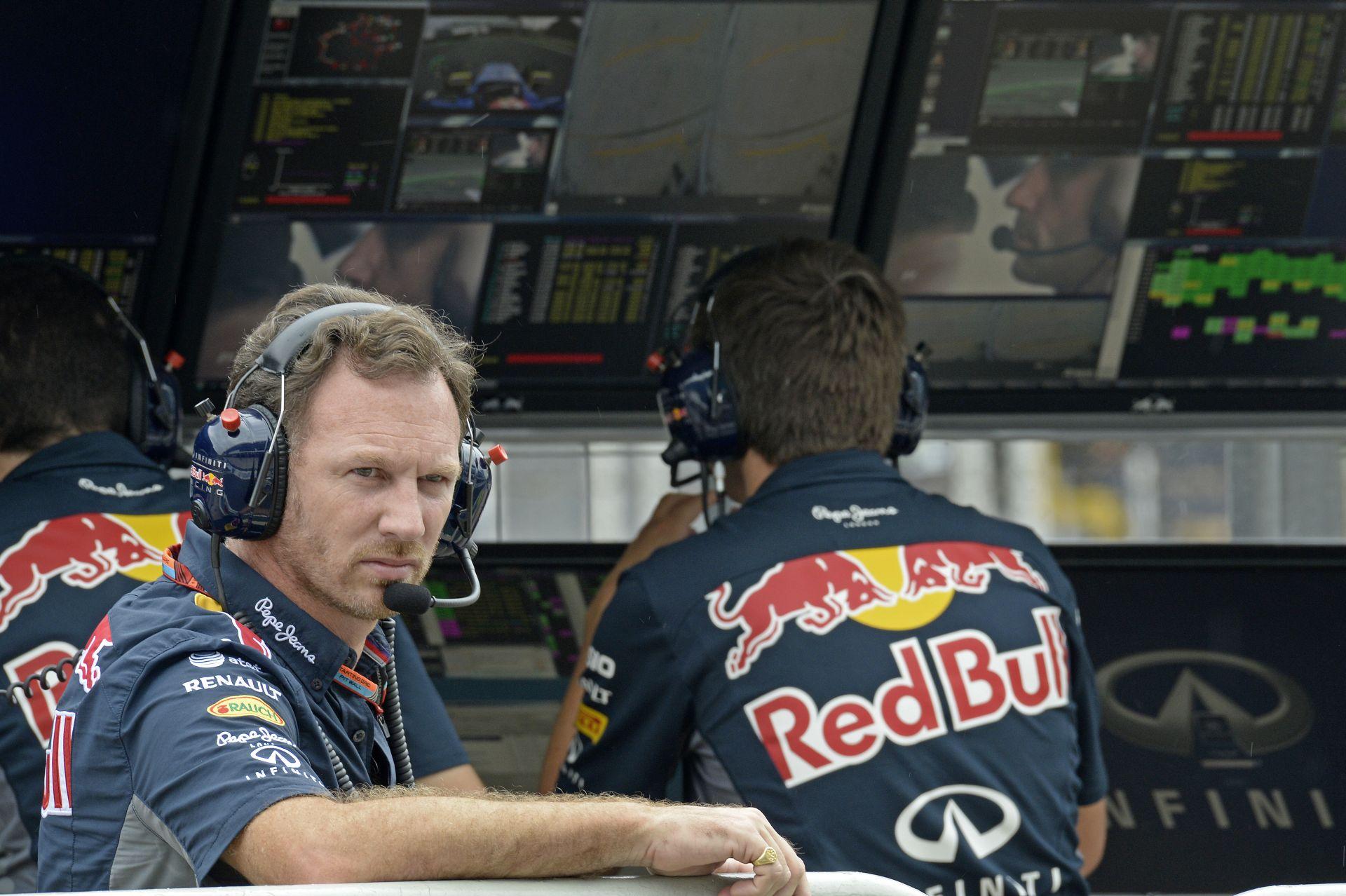 A Red Bull akár 2020-ig a Forma-1-ben maradhat - a HornerGP tehát egyelőre felejtős...
