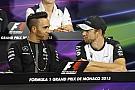 Button szerint Hamilton nem lenne ekkora király, ha ő, vagy Vettel lenne a csapattársa