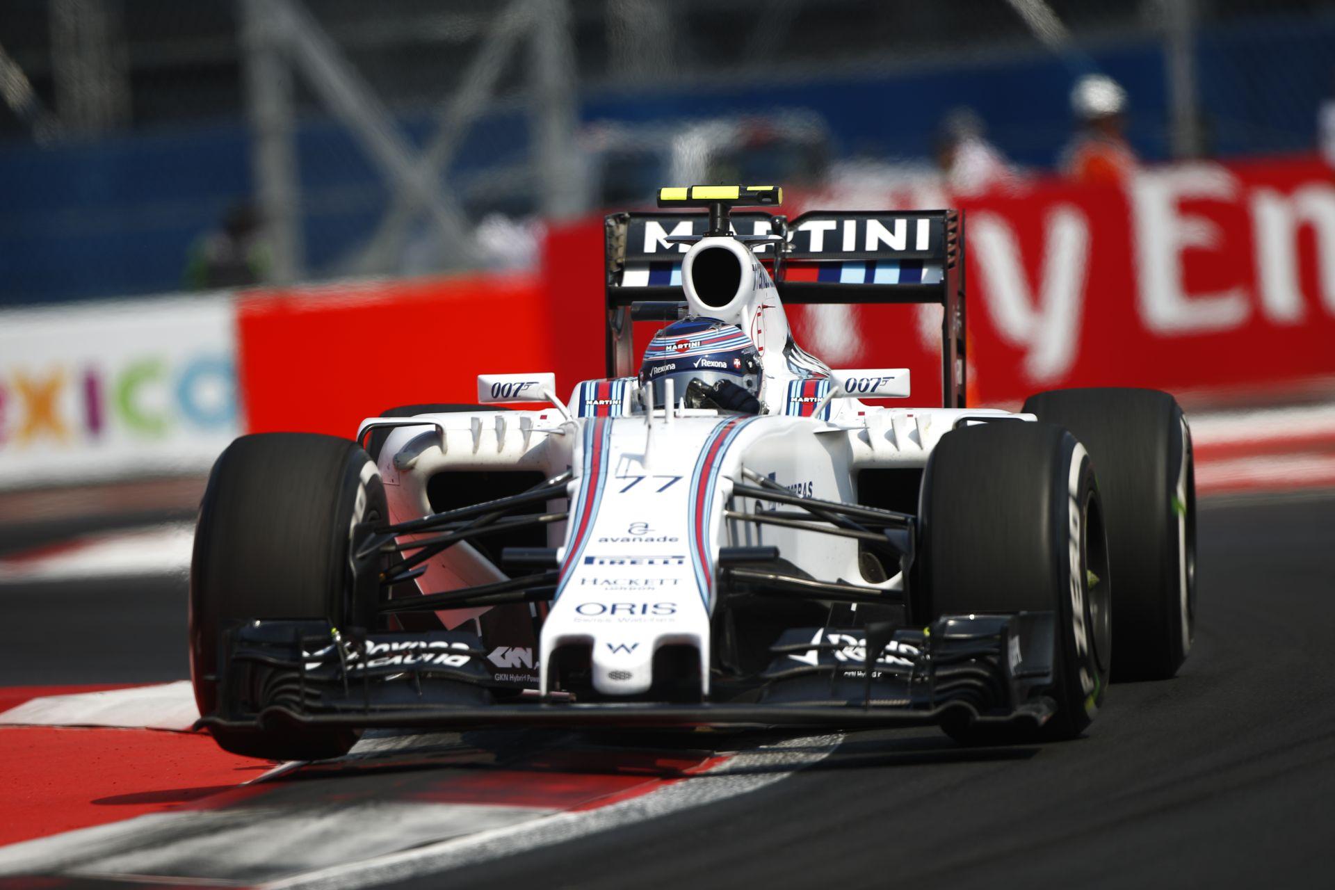 Williams: Bottas abszolút ártatlan a Raikkonennel történt ütközésben