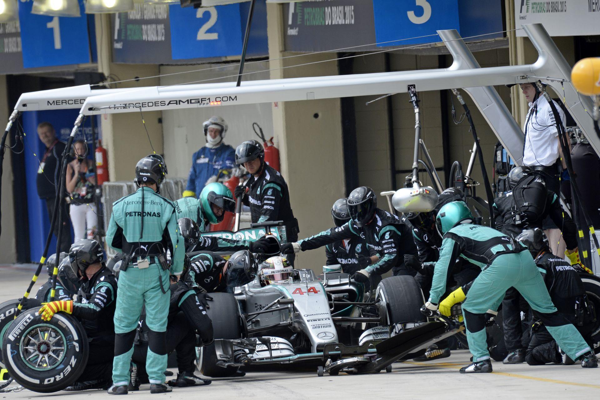 Ha Hamilton szabná meg a taktikát, a Mercedes az összes versenyt elveszítené