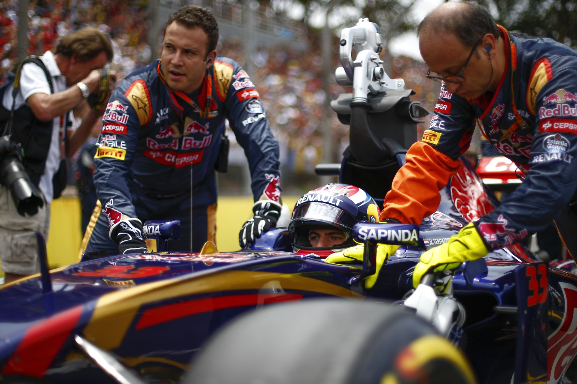 Max Verstappen sok dicséretet kapott - mint a fiatal Senna vagy Schumacher!