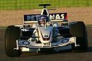A nap, amikor Zanardi a súlyos balesetét követően ismét F1-es autóba ült