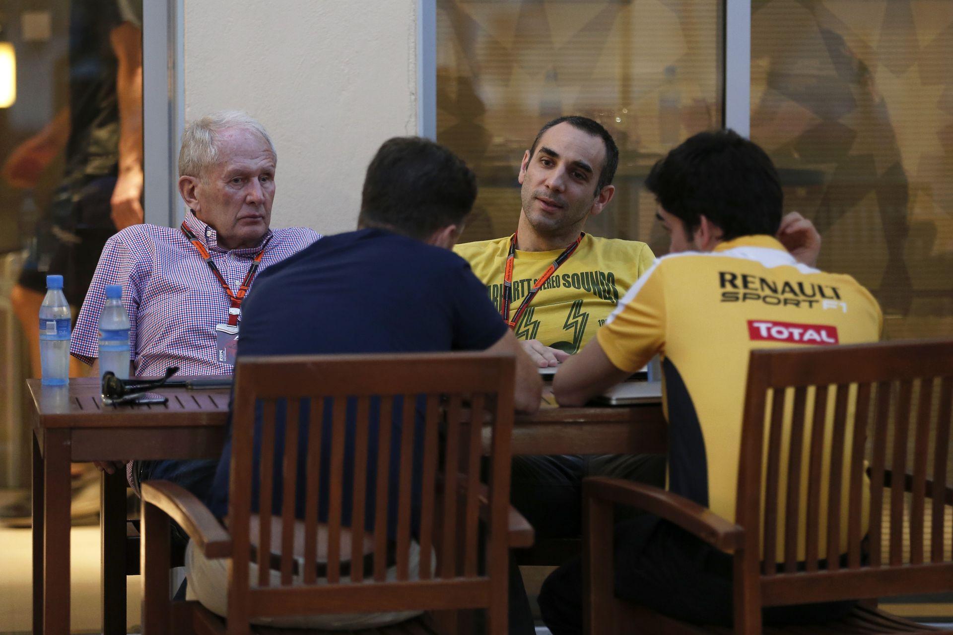 Macska-egér játékot űz a Renault: döntő fontosságú tárgyalás Abu Dhabiban
