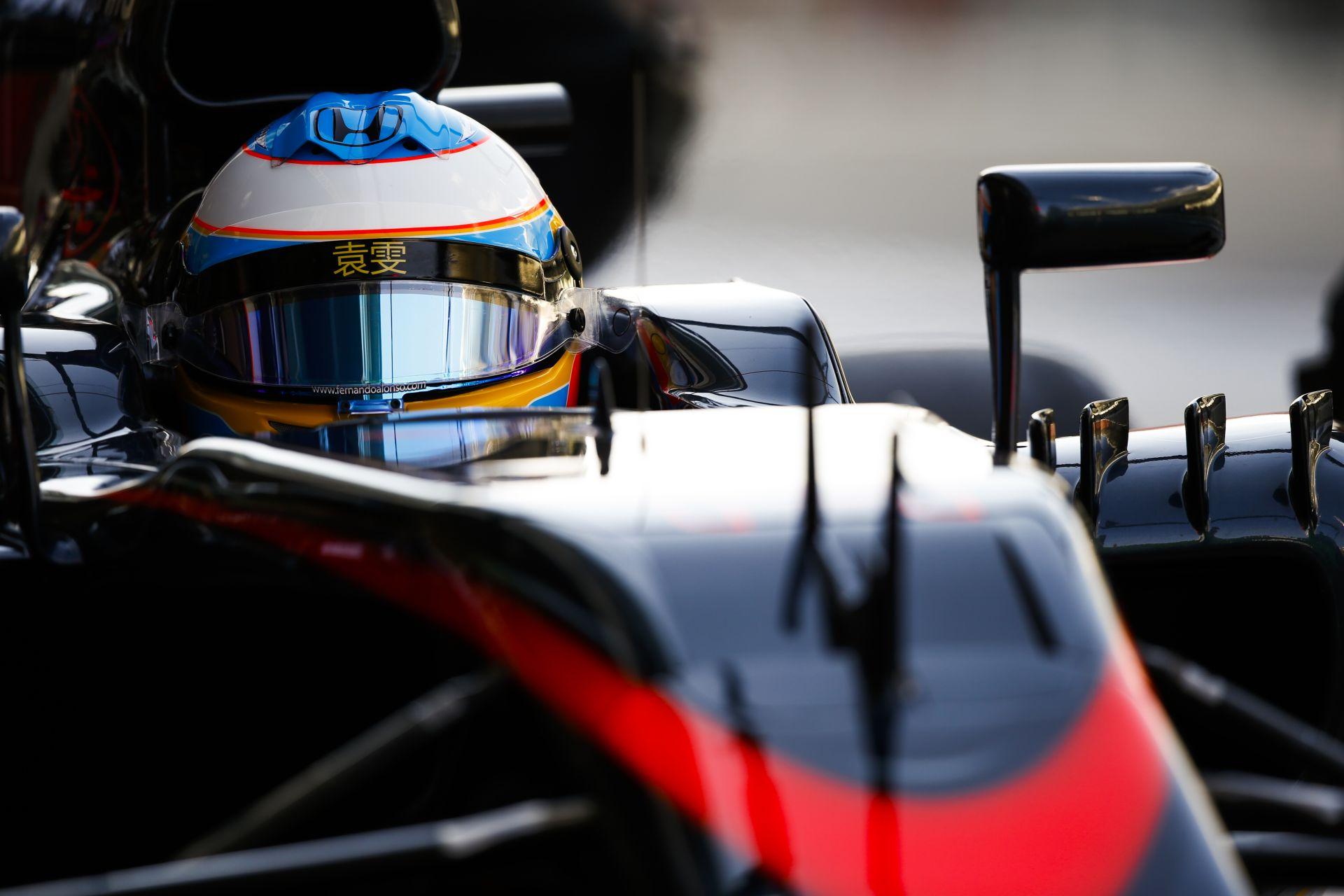 Alonso, Button és a McLaren-Honda lepődött meg a legjobban a spanyol kilencedik helyén Abu Dhabiban!