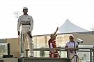 A Mercedes szerint ma Abu Dhabiban Rosberg gyorsabb volt, mint Hamilton, így nem kell magyarázkodniuk