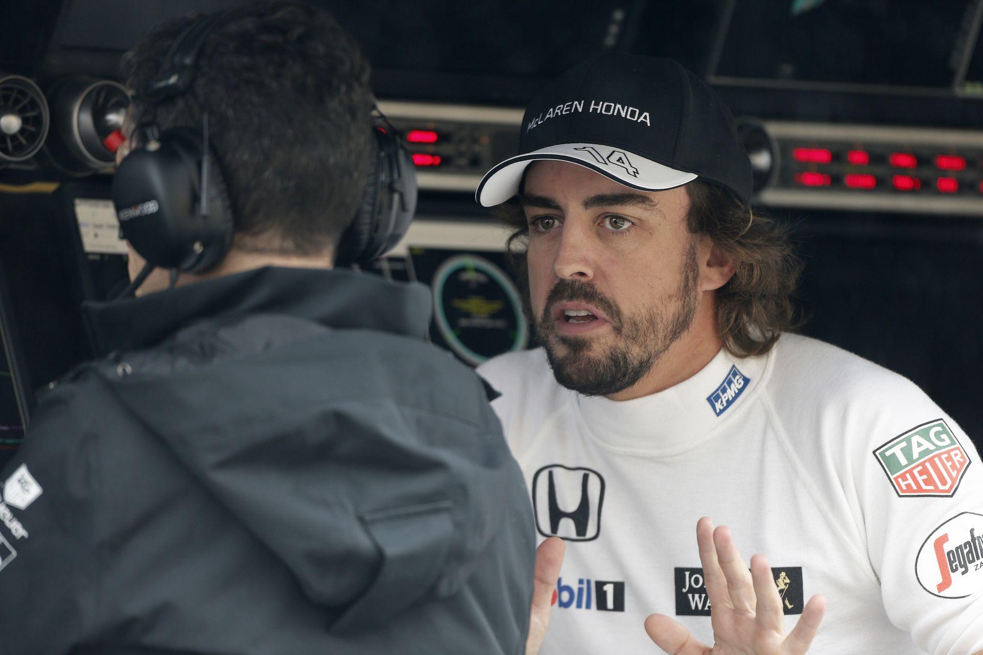 """Coulthard: """"Remélem nem lesz igazam, és Alonso a Forma-1-ben marad"""""""