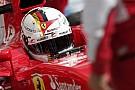"""Vettel: """"Ez most az én hibám, meglehetett volna a harmadik hely"""""""