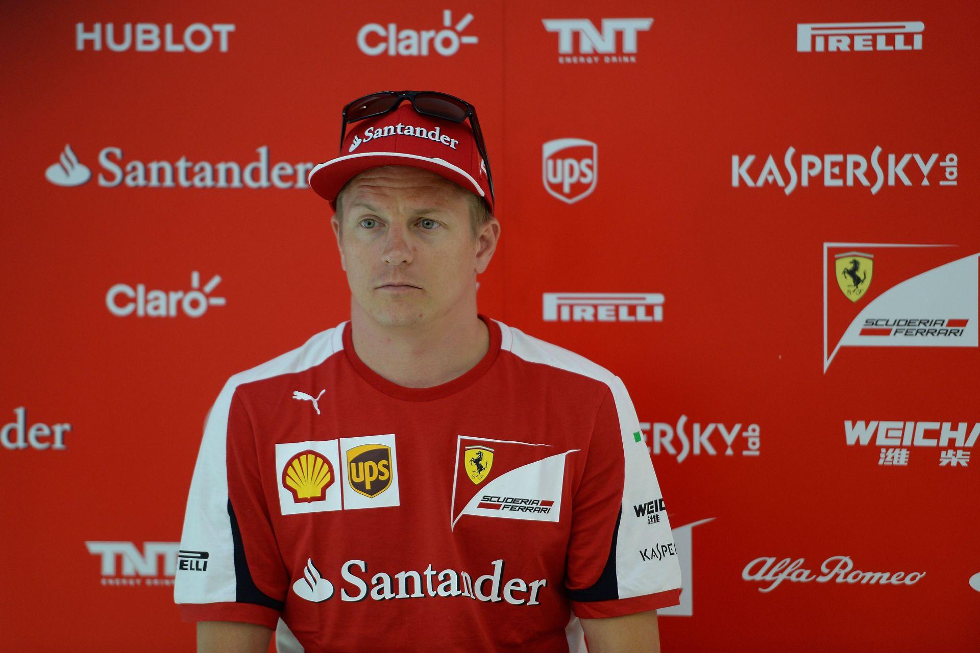 Raikkönen készen áll arra, hogy másodszámú legyen a Ferrarinál