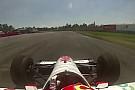 Az első belső kamerás felvétel a felújított F1-es Mexikói Nagydíj versenypályájáról