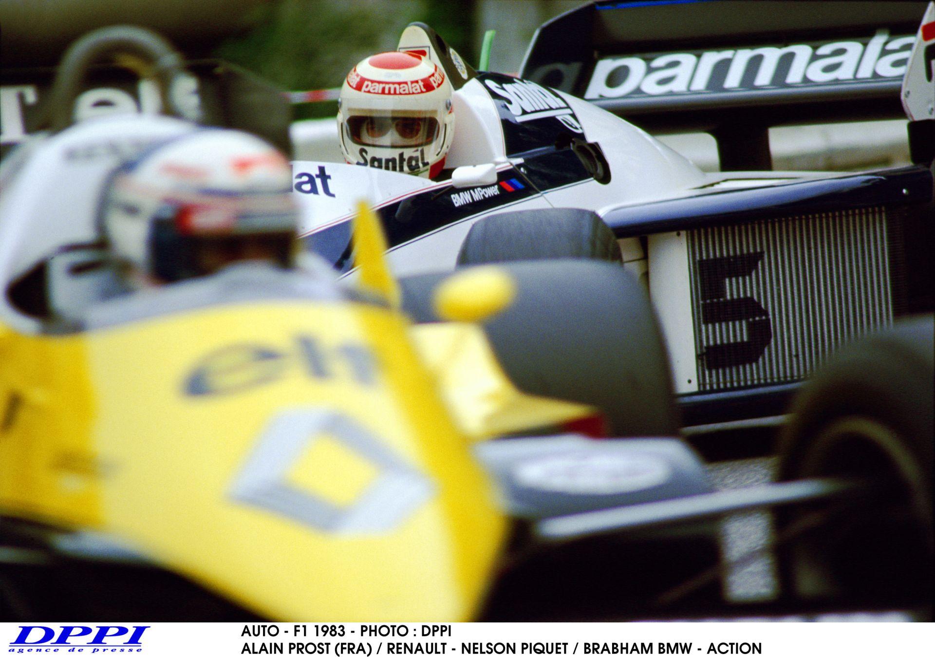 Ezen a napon lett bajnok 1983-ban Piquet és a Ferrari a Forma-1-ben: Prost majdnem…