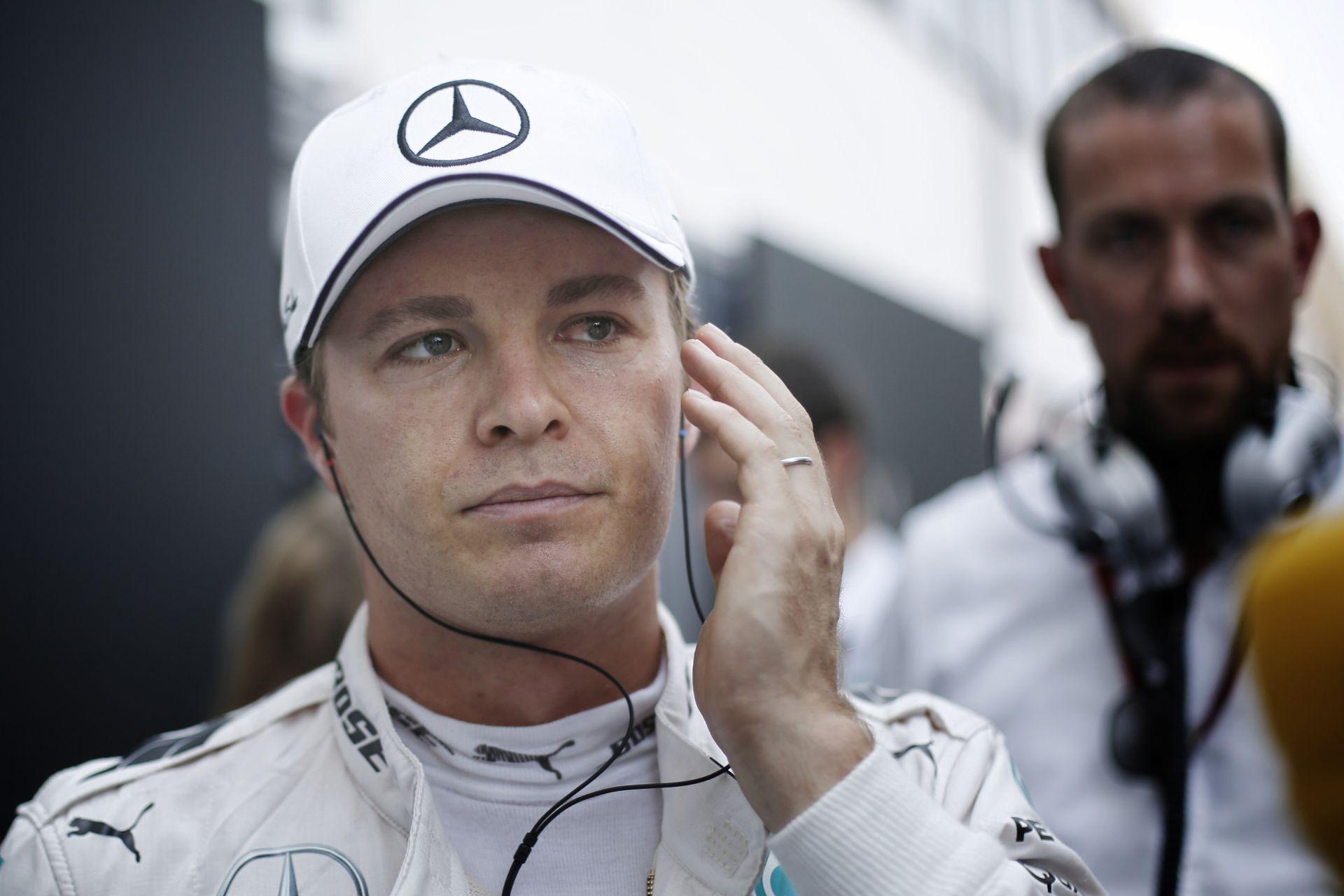 Iszonyat s*ar Orosz Nagydíjra számítottunk, majd jött a bombameglepetés: Rosberg az új Mark Webber
