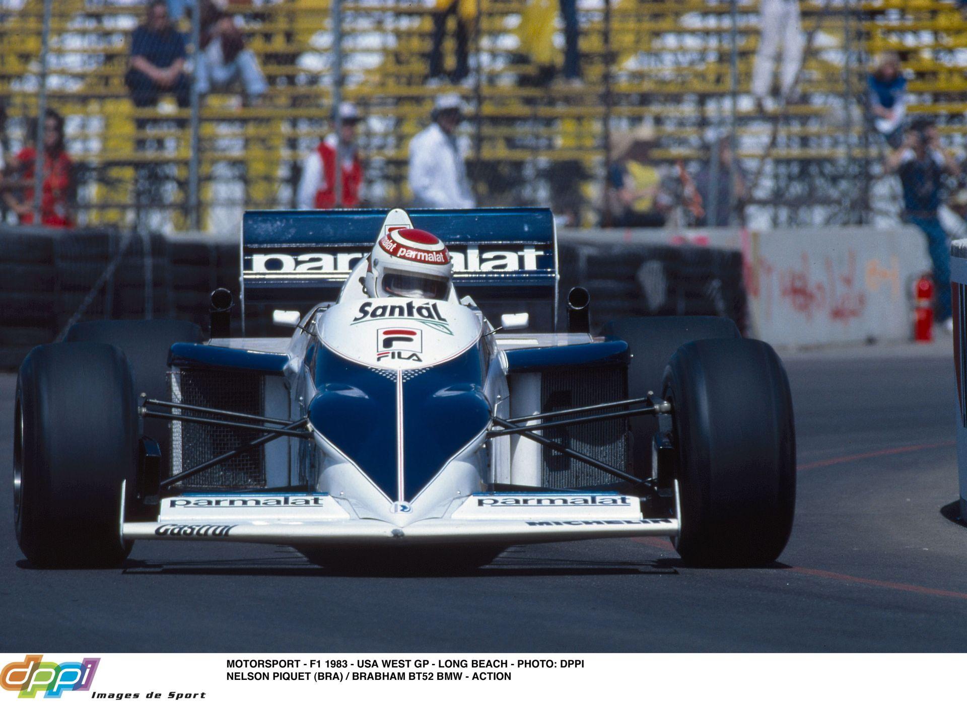 Piquet és Arnoux csatája az 1983-as Amerikai Nagydíjról