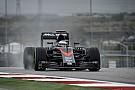 Jó hír a McLarennél: Alonso alatt működnek az új fejlesztések