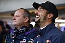 Ricciardo nagy királynak tűnt az esőben, de végül csak harmadik lett