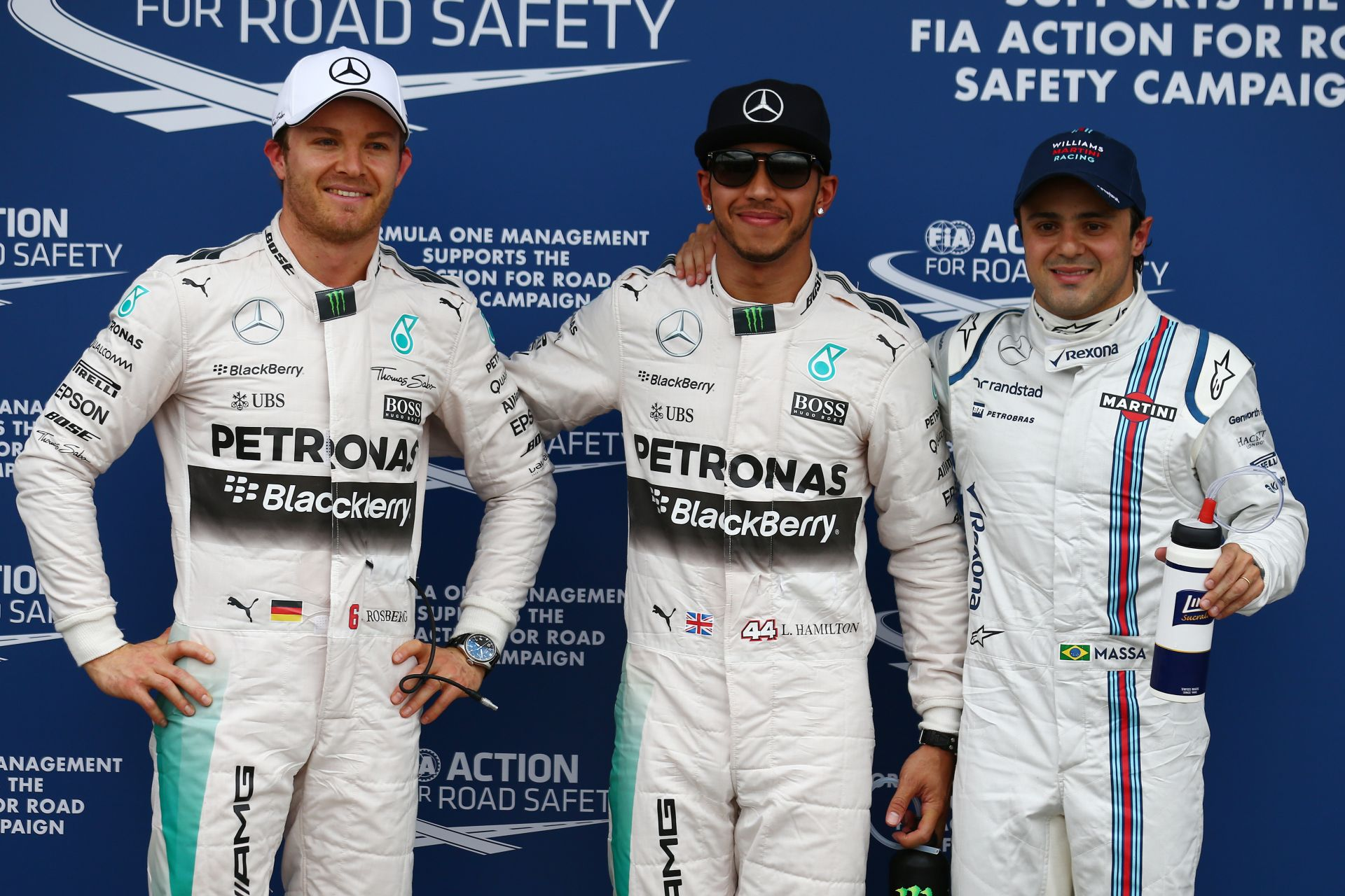 Massa szerint Rosberg esélytelen Hamilton ellen: csapatot kellene váltania a németnek?