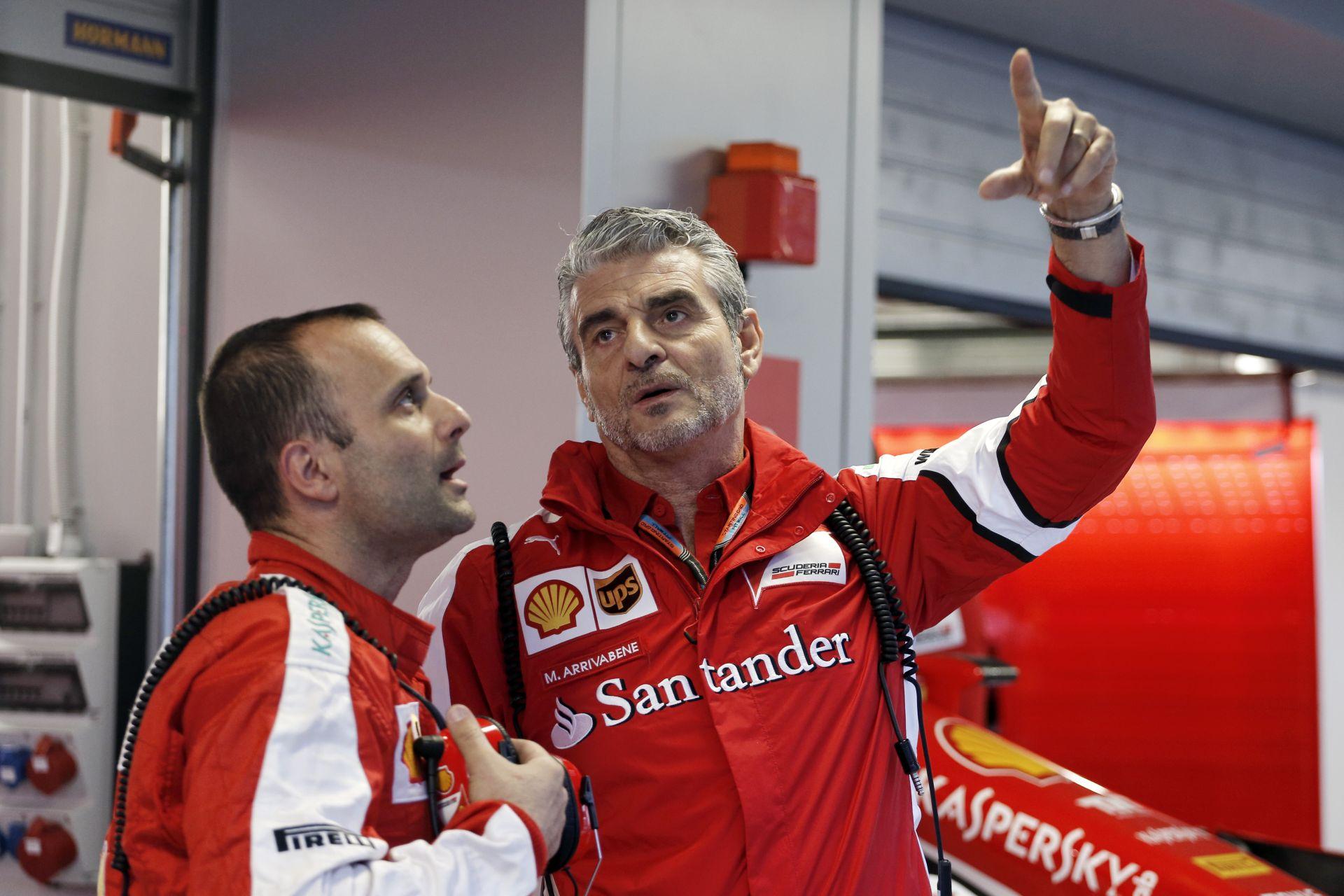 A Ferrari nem költ elmebajos módjára a motorfejlesztésre