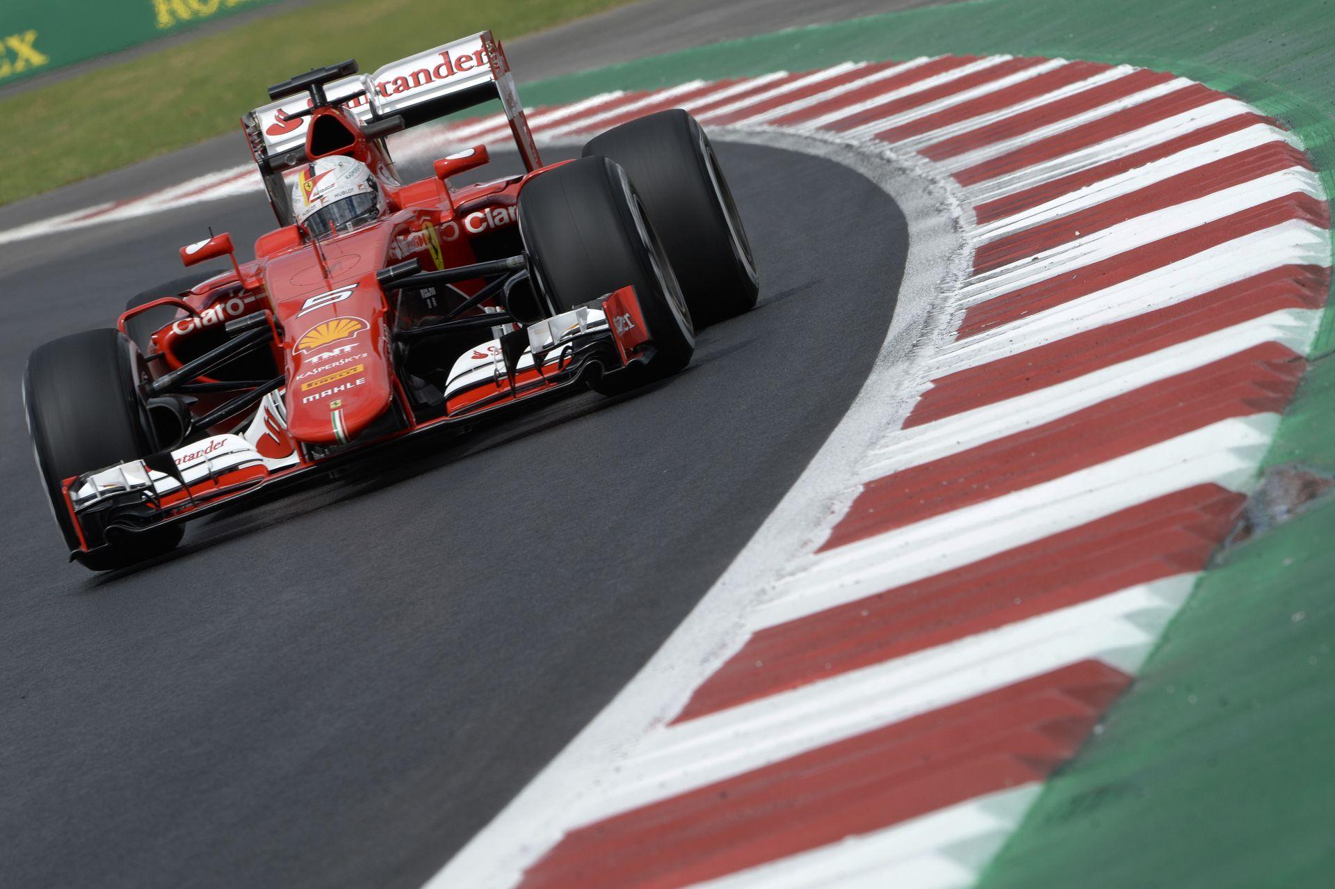 """Vettel Rosberg """"helyét"""" akarja, de nem lesz könnyű dolga"""