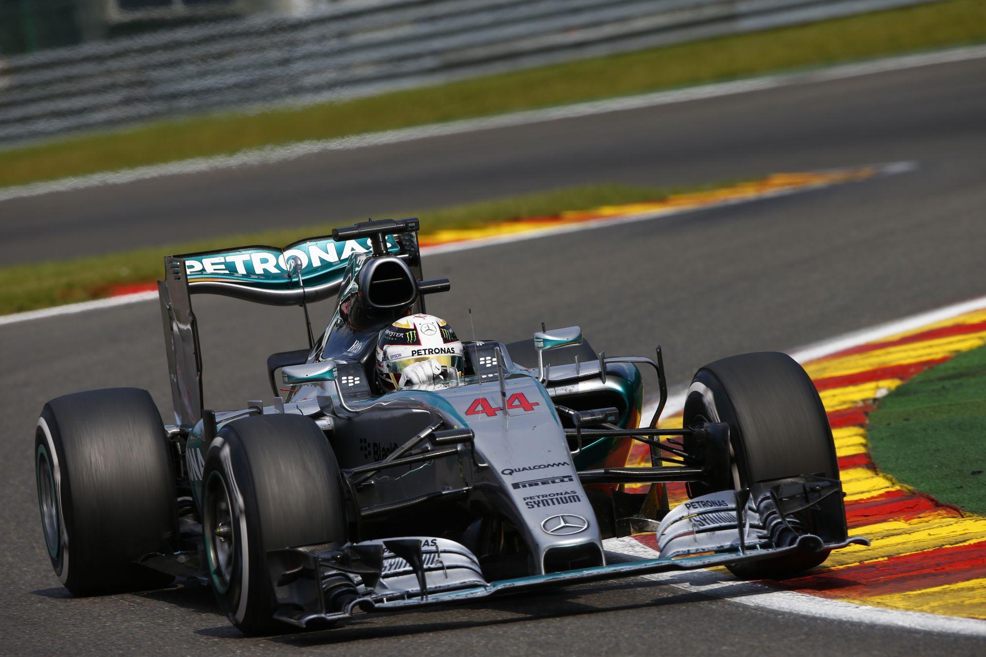 A Mercedes jobban megfigyeli az abroncsokat Monzában: GoPro a fedélzeten!