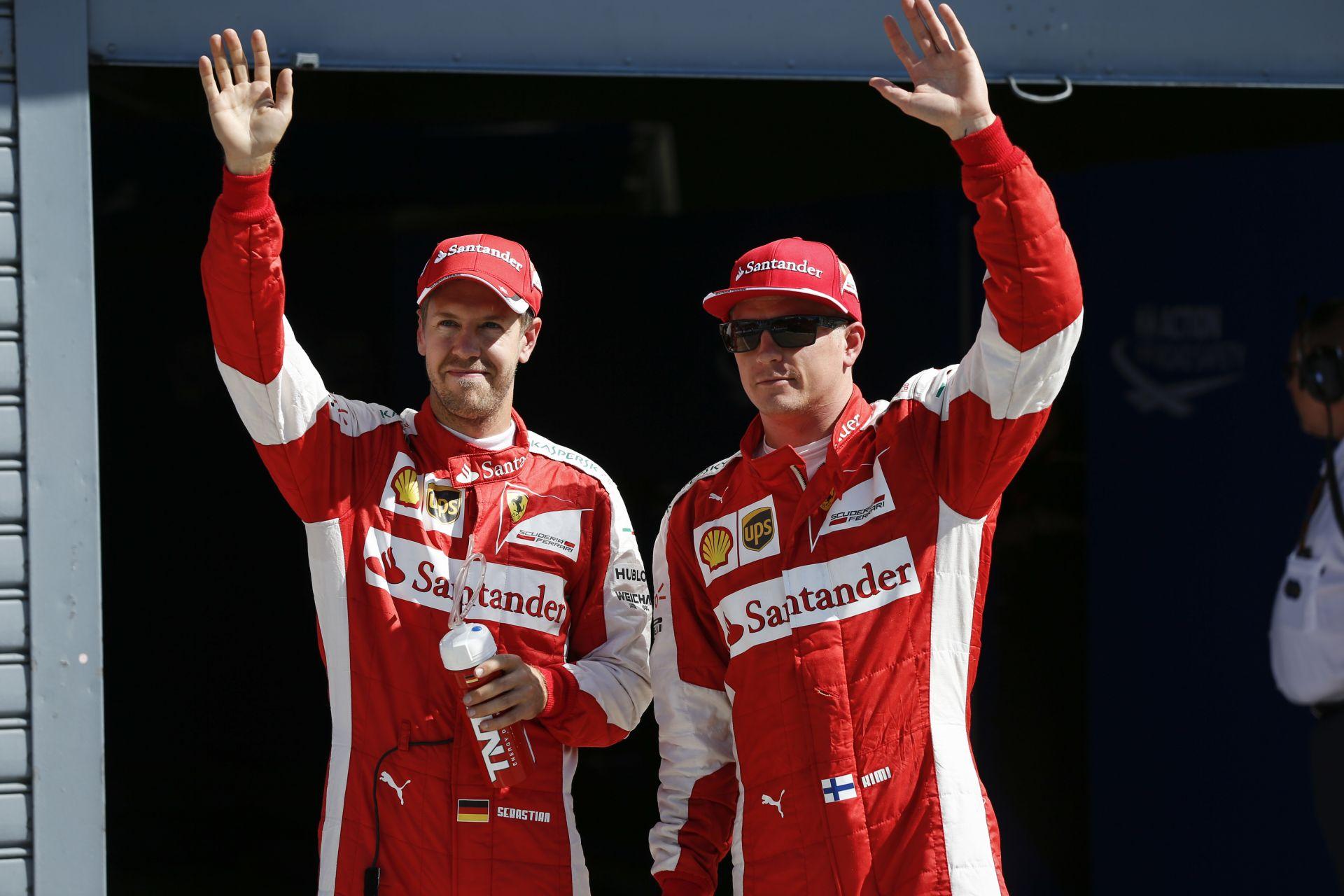 """A Ferrari elnöke: """"Soha nem láttam még ilyen eltökéltnek Raikkönent"""""""