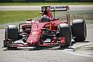 Ferrari: A rajtnál Kimi hibázott, de fantasztikusan visszajött!