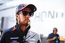A Force India Szingapúrban jelenti be Perez maradását!