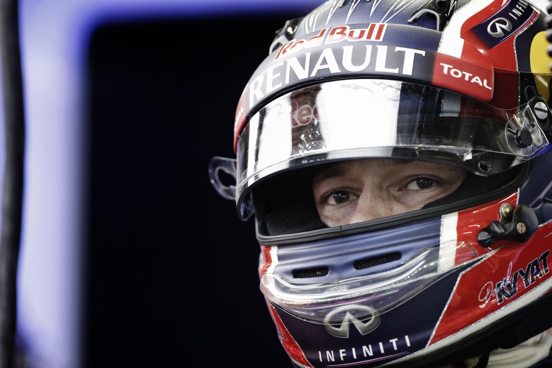 """Kvyat: """"Alonso elképesztő képességgel rendelkezik, akivel álom lenne harcolni a címért!"""""""
