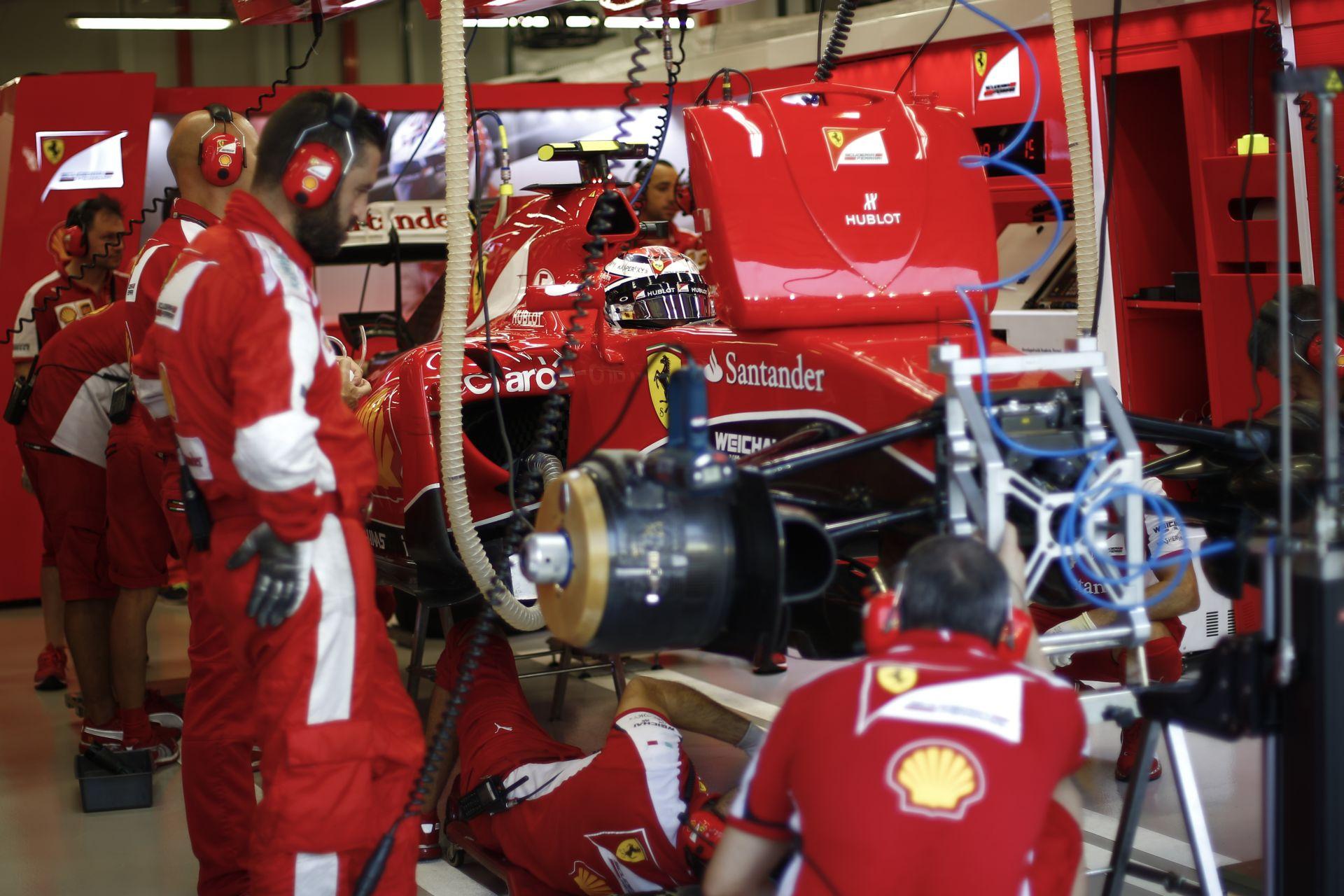 Az olaszok csapatfőnöke szerint a Ferrari mindenkié, és őt csakis a győzelem érdekli!