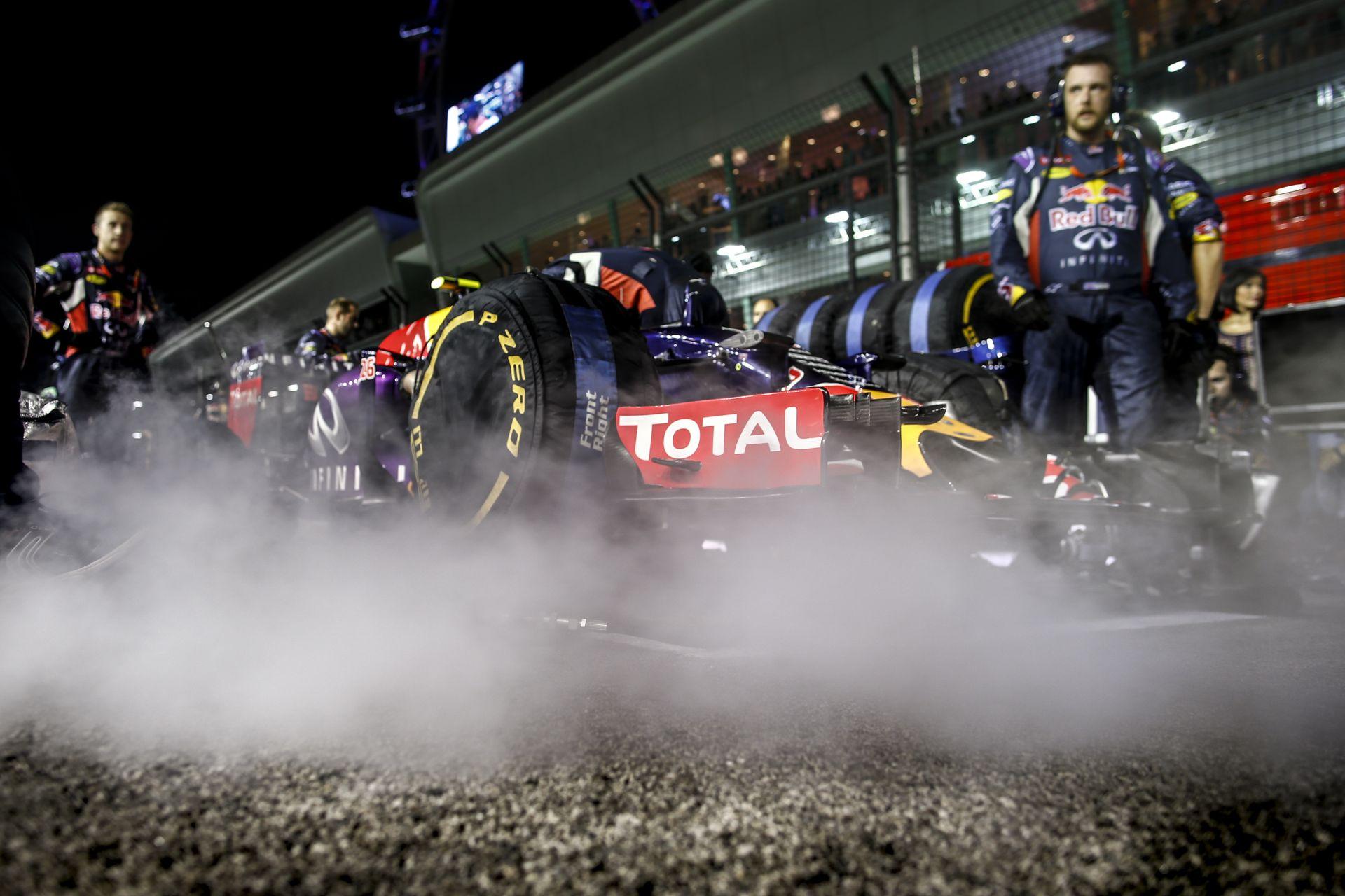 A VW nem veszi meg a Red Bullt, így marad a Ferrari: a tárgyalások már javában zajlanak!